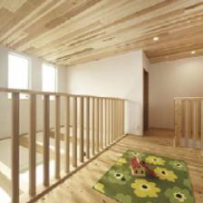 サンライフホームサービス「木と漆喰 十津川の家」