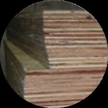 十津川産材の杉合板
